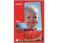 Fotopapir STAPLES Basic A4 glossy (50)