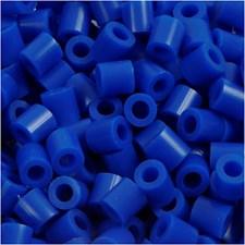 Rörpärlor 5x5 mm 6000 st Mörkblå (21)