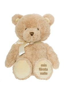 Min Første Teddybjørn, stor, Teddykompaniet