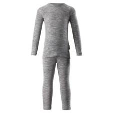 Underställ Merinoull/Tencel®, Kinsei Melange Grey 90cm, Reima