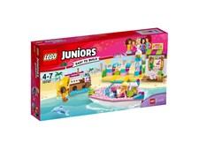 Andreas och Stephanies strandsemester, LEGO Juniors (10747)