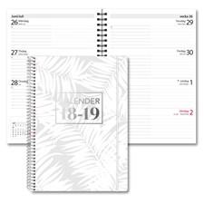 Kalender 18-19 Burde Senator A5 Multi, vit