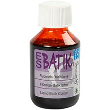 ES Batik, 100 ml, maissinkelt.