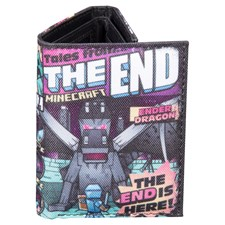 Minecraft Tales From The End Plånbok