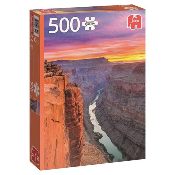 Grand Canyon, Puslespill, 500 brikker, jumbo
