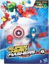 Super Hero Mashers, Mikrofigur, Captain America, Avengers