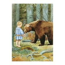 Elsa Beskows Mors Lilla Olle affisch
