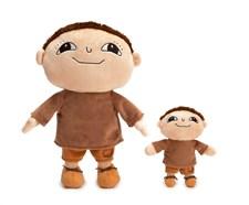 Docka Alfons liten 16cm, Teddykompaniet