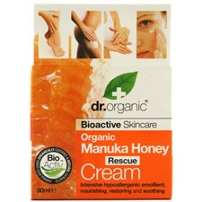 Dr Organic Manuka Honey Rescue Cream 50ml