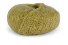Dale Garn Erle Silk Mohair Mix 50 g Gulgrønn 2231