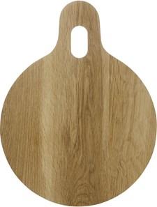Skjærebrett, Oval Oak, 32,5 cm, Sagaform