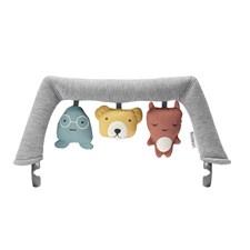Leksak till Babysitter Balance, Mjuka vänner, BabyBjörn