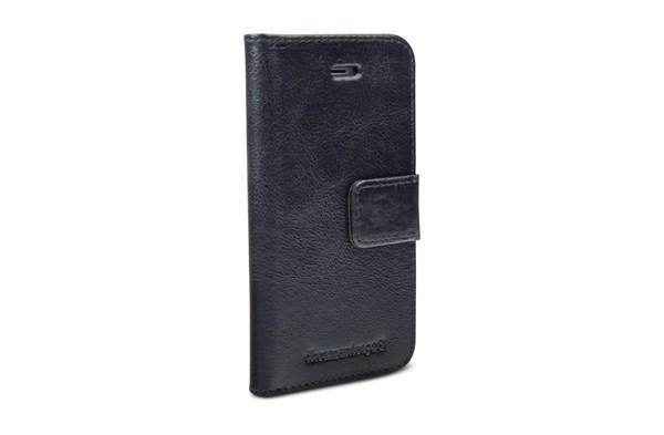 Matkapuhelinkuori iPhone SE/5/5S Dbramante1928 Wallet Copenhagen Black
