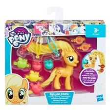 Applejack, Twist Twirly Hairstyles, My Little Pony