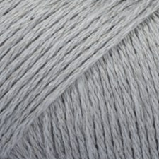 Bomull- Lin Drops design 50 g grey blue 20