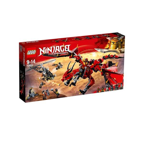 Firstbourne  LEGO Ninjago (70653)  Lego - lego & duplo