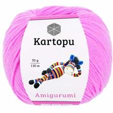 Kartopu Amigurumi 50g Pink K787