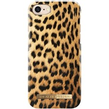 Mobildeksel, Fashion Case, Til Iphone 6/6S/7/8, Wild Leopard, Ideal