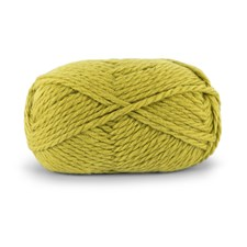 Knit At Home Nordic Wool Garn Ullgarn 100 g Limegrön 715