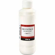 Decoupagelack Allround 250 ml Matt