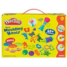 Super Moulding Mania, Play-Doh
