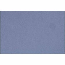 Fransk kartong, ark 500x650 mm, 160 g, 1 ark, Icy Blue