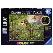 King of the Stone Age, Puslespill 100 biter, Ravensburger