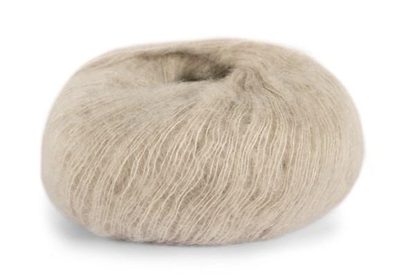 Dale Garn Erle Silk Mohair Mix 50 g Beige 2621