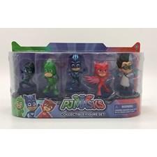 Figurset, 5-pack, Night Ninja, Pyjamashjältarna