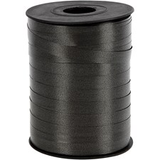 Gavebånd, B: 10 mm, 250 m, svart