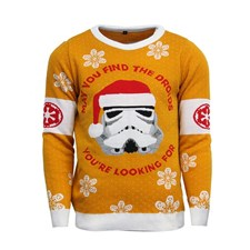 Julegenser Star Wars Stormtrooper