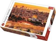 The roofs of Jerusalem, Pussel 3000 bitar