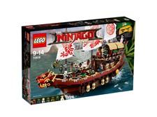 Skjebneskipet Bounty, LEGO Ninjago (70618)