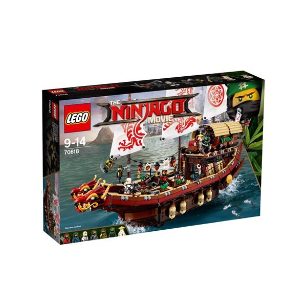 Ödets gåva  LEGO Ninjago (70618)  Lego - lego & duplo