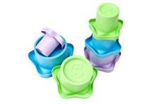 Stapelmuggar, Green Toys