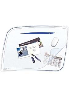 Skrivbordsunderlägg Ice Blue Desk Mat 65,5x448 cm