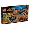 Batman, Fågelskrämmans Skräcktröska, LEGO Super Heroes (76054)