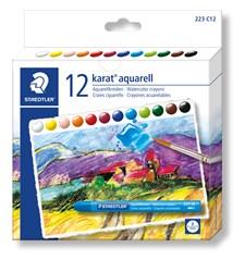 Karat® akvarellstifter 12-pk