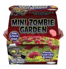 Zombie Garden Mini Dome Terrarium