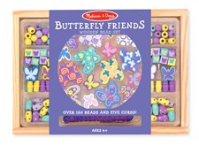 Butterfly Friends, Pärlset, Melissa & Doug