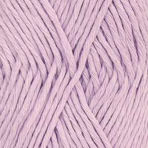 Drops, Cotton Light Uni Colour, Garn, Bomullmiks, 50 g, Lys syrin 25
