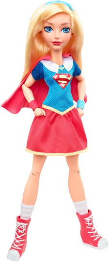 Supergirl 30 cm, DC Super Hero Girls