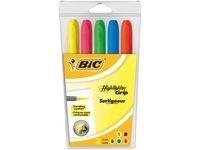 Markeringspenn BIC Grip (5)