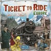 Ticket To Ride, Europe, Brettspill