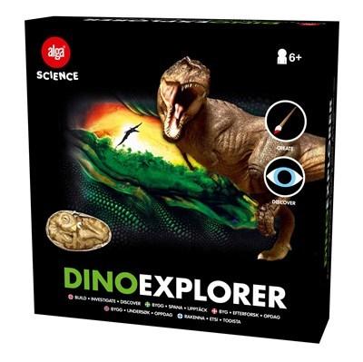 Dino Explorer  Alga  Scanditoy - figurer & miniatyrer