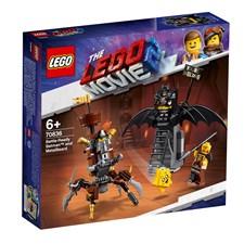 Metallskägget och Batman™ redo för strid, LEGO Movie 2 (70836)