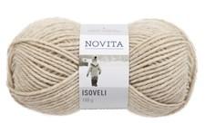 Novita Isoveli Garn Ullmix 100 g linne 061