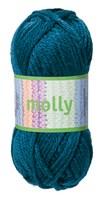 Molly Akrylgarn 50 g Petrolblå (35033)