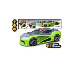 Racerbil, Maximum Boost, Grön