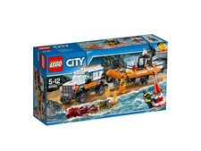 Robust beredskapsenhet, LEGO City Coast Guard (60165)